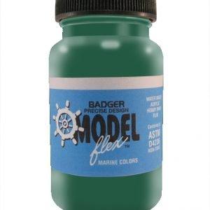 Caprail Green ModelFlex Marine Paint by Badger 16-415