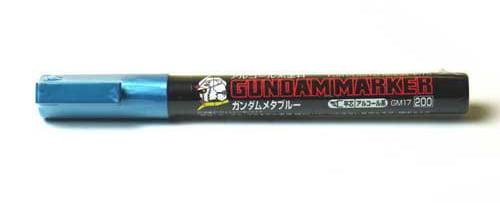 Metallic Blue Gundam Marker GUZ-GM17 GM17