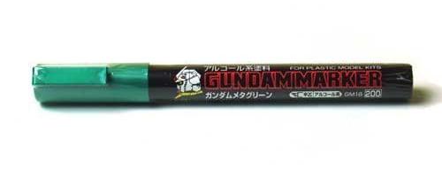 Metallic Green Gundam Marker GUZ-GM18 GM18