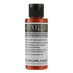 Red Brown Stynylrez Primer by Badger Airbrush SNR-204 2oz 60ml