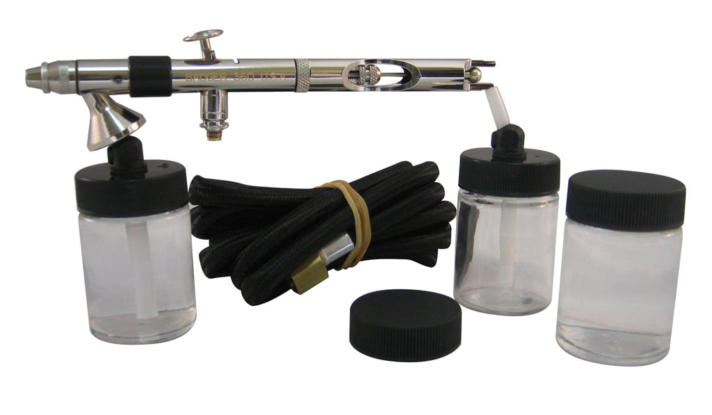Badger Air-Brush 360-7 Universal Airbrush Complete Set with Hose