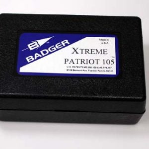 Box Badger Airbrush Xtreme Patriot 105-XTR