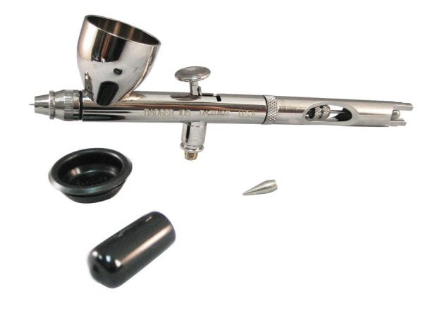 Contents Badger Air-Brush 105 Patriot Fine Gravity Airbrush with Case G105