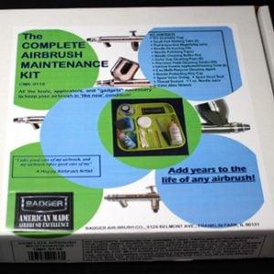 Badger Complete Airbrush Maintenance Kit CMK-0116