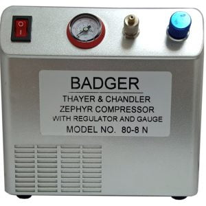 Badger Zephyr Compressor 80-8N