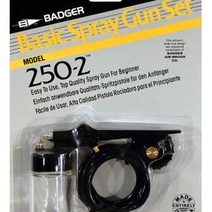 Badger Basic Spray Gun Set 250-2
