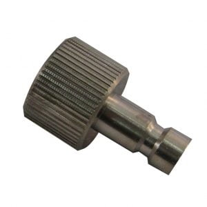 Badger AirBrush Quick Disconnect Male Plug for Iwata 51-040