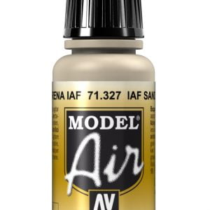 Vallejo Model Air Color Colour IAF Sand 71327