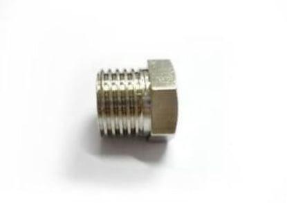 Badger 1-8 inch to 1-4 inch Compressor Hose adapter 50-052