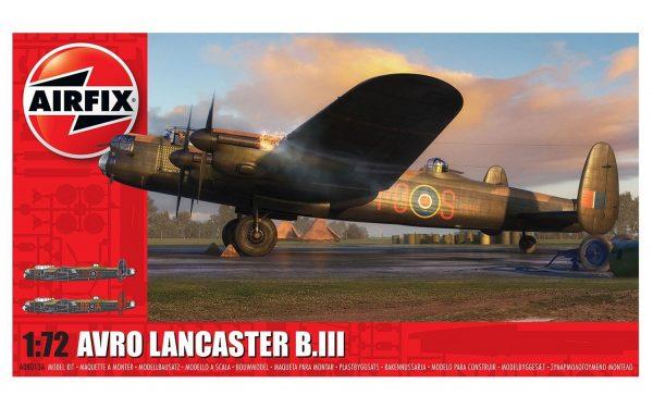 Airfix Avro Lancaster B.III 1:72 A08013A