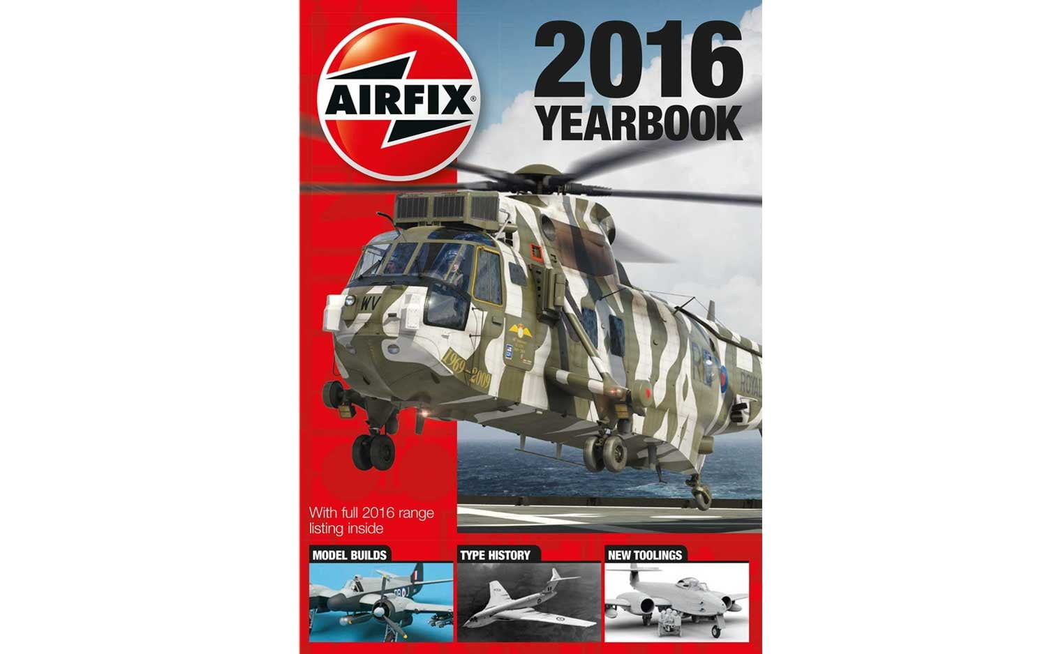 airfix 2016 yearbook catalogue. Black Bedroom Furniture Sets. Home Design Ideas