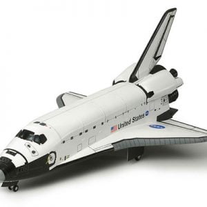 Tamiya Space Shuttle Atlantis 1-100 Scale 60402
