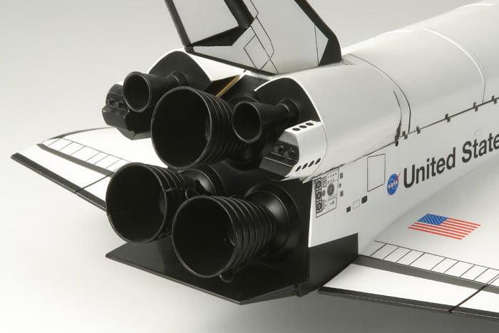 tamiya 60402 space shuttle atlantis - photo #5