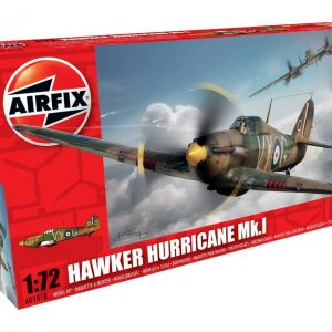 Airfix Hawker Hurricane MkI 1:72 Scale A01010