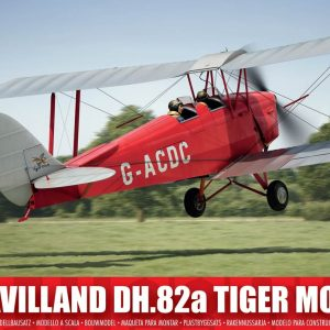 Airfix De Havilland DH.82a Tiger Moth 1:72 Scale A01024