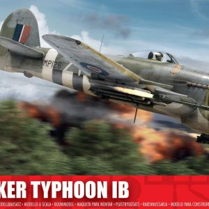 Airfix Hawker Typhoon Ib 1:72 Scale A02041