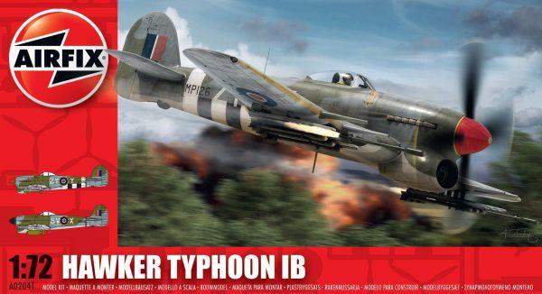 Airfix Hawker Typhoon Ib 1:72 Scale A02041