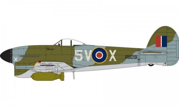 Markings Two Airfix Grumman F4F-4 Wildcat 1:72 Scale A02070