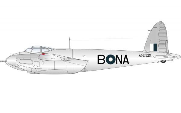 Markings C Airfix De Havilland Mosquito MkII VI XVIII 1:72 Scale A03019