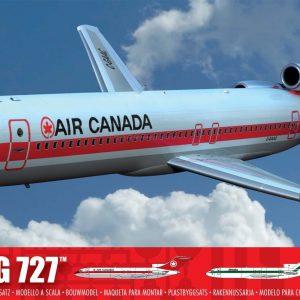 Airfix Boeing 727 1:144 Scale A04177A
