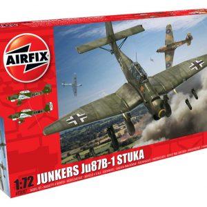 Airfix Junkers Ju87 B-1 Stuka 1:72 Scale A03087