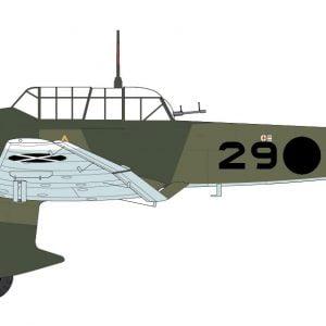 Side 2 Airfix Junkers Ju87 B-1 Stuka 1:72 Scale A03087