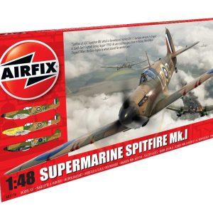 Airfix Supermarine Spitfire Mk.I 1:48 Scale A05126