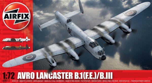 Airfix Avro Lancaster BI F.E. BIII 1:72 Scale A08013