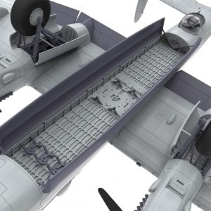 Detail Bay Airfix Avro Lancaster BI F.E. BIII 1:72 Scale A08013