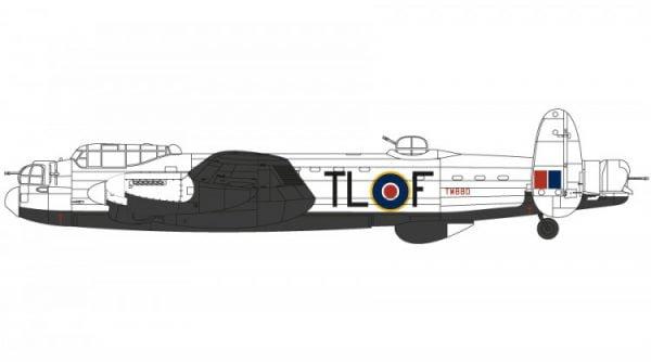 Markings Airfix Avro Lancaster BI F.E. BIII 1:72 Scale A08013