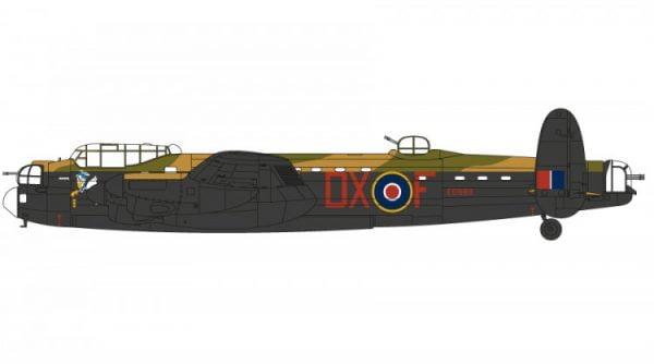Markings A Airfix Avro Lancaster BI F.E. BIII 1:72 Scale A08013
