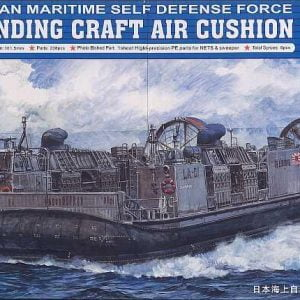 Trumpeter JMSDF Landing Craft Air Cushion 1-144 Scale 00106