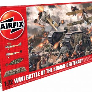 Airfix Battle of the Somme Centenary Gift Set 1:72 Scale A50178