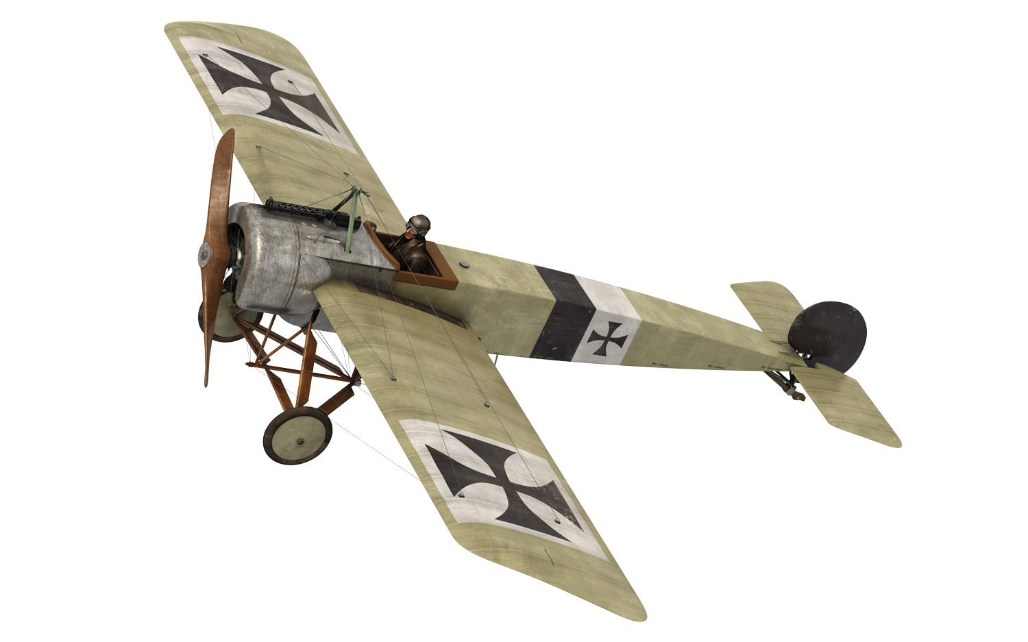 Front View Airfix Battle of the Somme Centenary Gift Set 1:72 Scale A50178