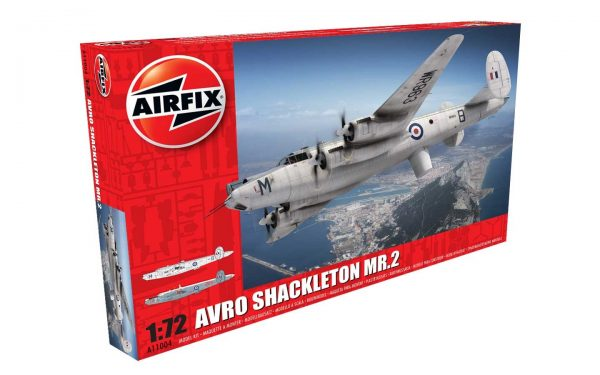 Airfix Avro Shackleton MR2 1:72 Scale A11004