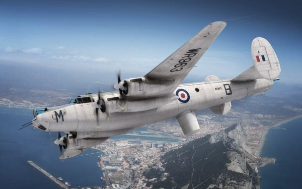 Cover Image Airfix Avro Shackleton MR2 1:72 Scale A11004