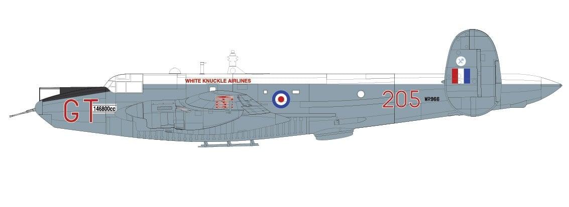 Option 2 Airfix Avro Shackleton MR2 1:72 Scale A11004