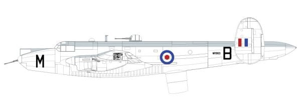 Option A Airfix Avro Shackleton MR2 1:72 Scale A11004