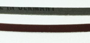5 of 120 Grit Belts by Alpha Abrasives 55679B