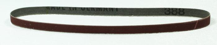 5 of 320 Grit Belts by Alpha Abrasives 55679D