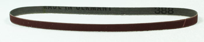 5 of 600 Grit Belts by Alpha Abrasives 55679F