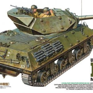 Tamiya US Tank Destroyer M10 Mid Prod 35 Scale 35350
