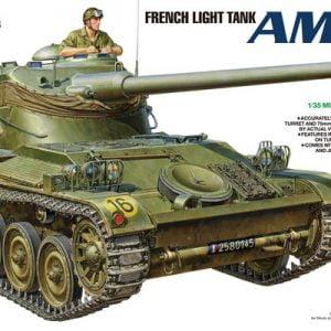 Tamiya French Light Tank AMX-13 35 Scale 35349