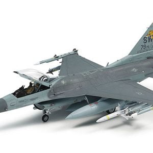 Tamiya F-16 CJ Fighting Falcon - Block 50 with Full Equipment 72 Scale 60788