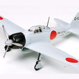 Tamiya A6M3 Type32 Zero Fighter Kit - CO125 HAMP 48 Scale 61025