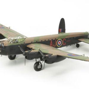 Tamiya Avro Lancaster B Mk-III Sp - B Mk-I Sp Grand Slam Bomber 48 Scale 61111