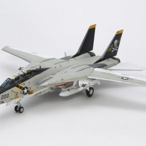 Wing Detail 3 Tamiya Grumman F-14A Tomcat 48 Scale 61114