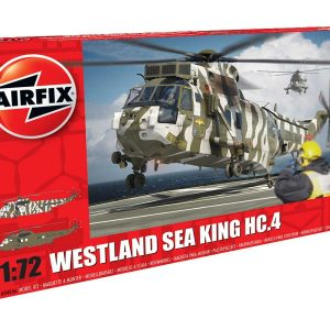 Airfix Westland Sea King HC.4 1:72 Scale A04056