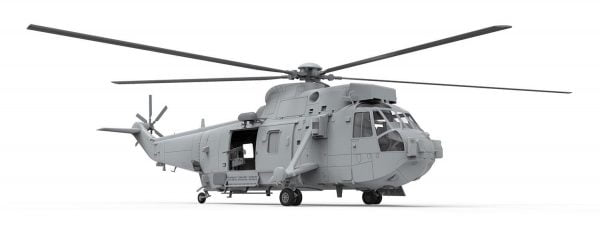 Bare Airfix Westland Sea King HC.4 1:72 Scale A04056