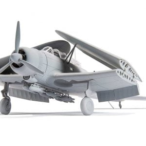 Folding Wings 2 Airfix Nakajima B5N2 Kate 1:72 Scale A04058